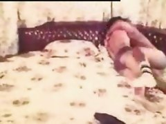 Vintage Indian hot mallu actress in soft sex scene