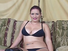 Black Boots Latin Busty Kelly Corleone