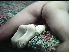 Leg humping