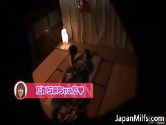 An Mashiro hot spy cam fucking