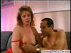 Cuckold wife fucked in the ass
