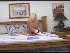 blondes lesbian anal strapon sex