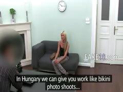 fluent babe filmed by hidden camera