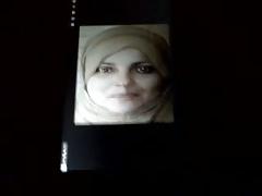 Hijab MONSTER facial Ghusun