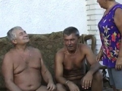 OmaPasS Amateur Mature and Granny Sexual Play