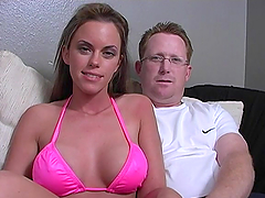 Mouthwatering Nikki Lynn Gets Fucked By A Man Who Is Not Her Husband