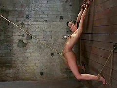 Toying Fun with Ropes and Bondage Plays for Elise Graves