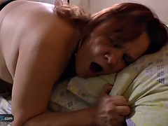 two old latinas with guy compilation