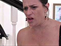 kinky 18 y.o. chloe scott fucks her mom's new boyfriend