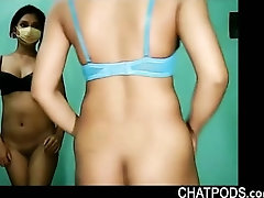 Racy Indian Lesbian Whore
