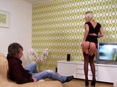 Hottest pornstar Zuzana Z in fabulous blonde, facial porn video