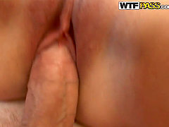 Gorgeous Blonde Babe Fucked In the Pussy by Big Hard Dick