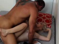 Maddy Rose enjoys her stepdad's dick