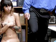 ShopLyfter  Cutie Latina Gets Caught Stealing