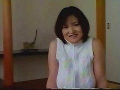 Busty Marina Matsushima. Tits as big as Nadine Jansen maybe?