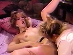 She Finds Her Masturbating On Her Bed
