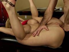 mom teaching anal sex