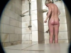 Hidden camera in shower room