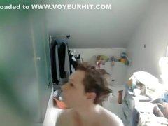 Incredible voyeur sex scene