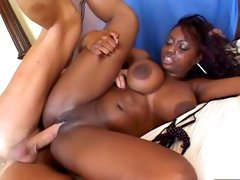 Crazy pornstar Jada Fire in incredible anal, black and ebony porn clip