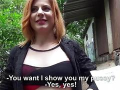 Hot Czech babe Ryta fucked by nasty guy