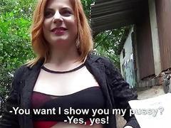 Hot Czech babe Ryta fucked by nasty guy