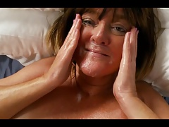 Moms enjoy facials part 3