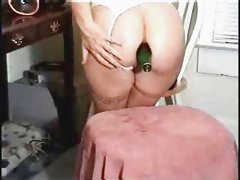 Asshole of my wife is very large. Home made video