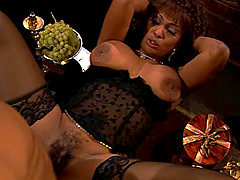 Big tits Cherry Lee tight pussy hammered hardcore missionary