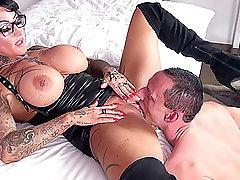 german big tits femdom milf real orgasm