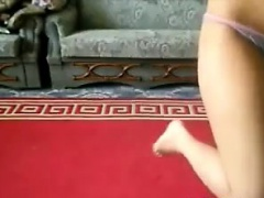 Cute Indian Girl Gets Naked In Her Room