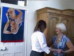 Julie And Denise Lesbian Scene