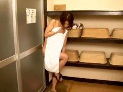 Amazing Japanese whore Nana Ogawa in Exotic Threesomes JAV clip