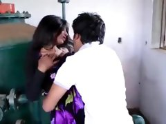 desi babe kisses and fuck