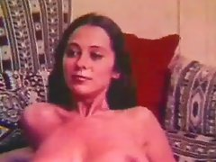Vintage John Holmes Stretching Hairy Pussy