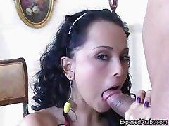 Horny Arabian girl gets part6