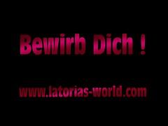 Racy Lady Latoria, Paypig POV Video