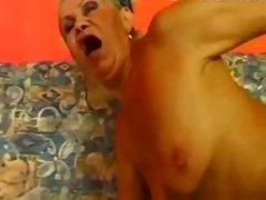 granny likes phone sex...BMW