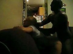 Hooker Creampied By Black Guy